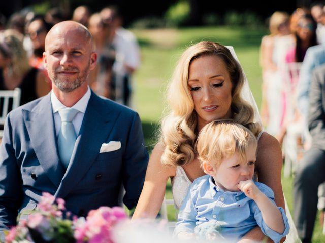 Il matrimonio di Jon e Rebecca a Gardone Riviera, Brescia 53