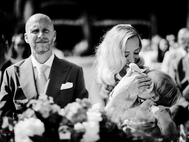 Il matrimonio di Jon e Rebecca a Gardone Riviera, Brescia 55