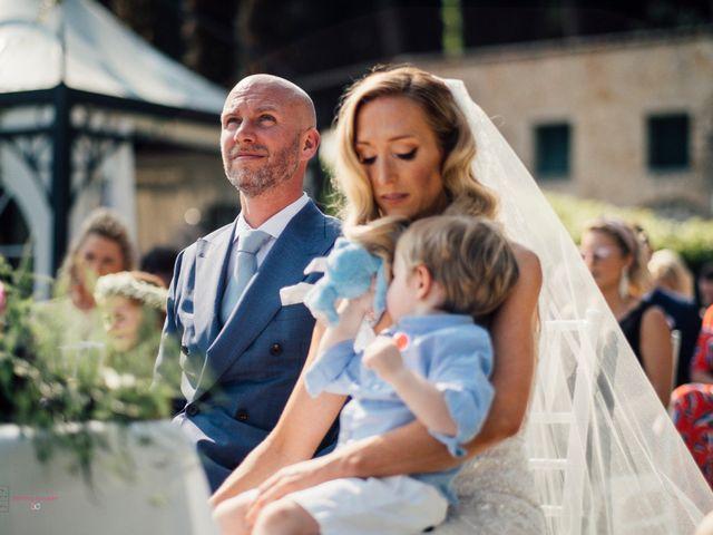 Il matrimonio di Jon e Rebecca a Gardone Riviera, Brescia 56