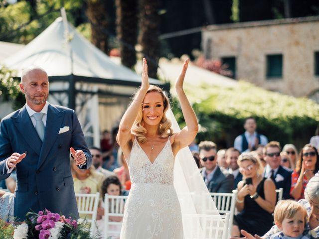 Il matrimonio di Jon e Rebecca a Gardone Riviera, Brescia 59