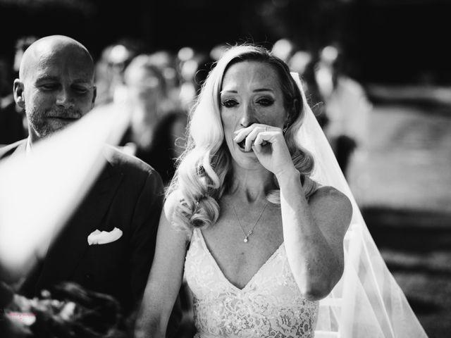 Il matrimonio di Jon e Rebecca a Gardone Riviera, Brescia 60