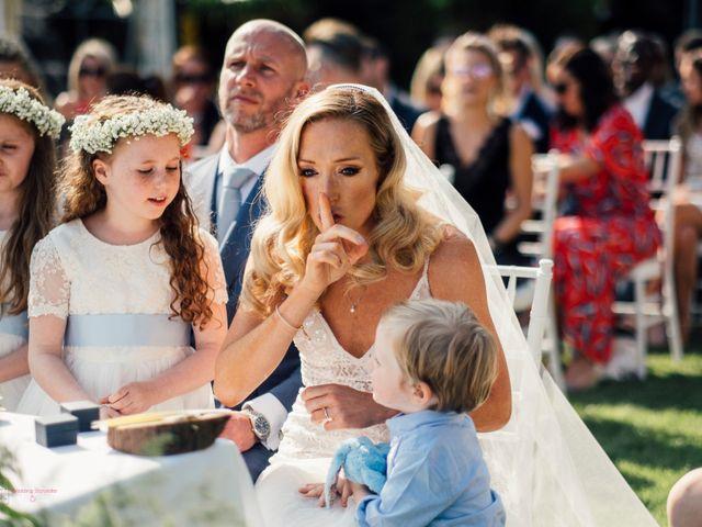 Il matrimonio di Jon e Rebecca a Gardone Riviera, Brescia 62