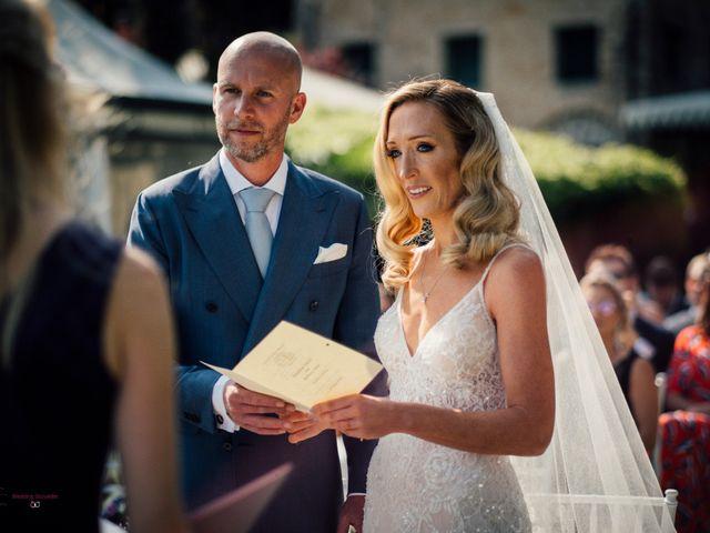 Il matrimonio di Jon e Rebecca a Gardone Riviera, Brescia 63