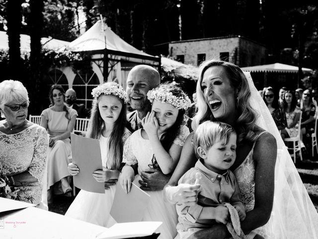 Il matrimonio di Jon e Rebecca a Gardone Riviera, Brescia 70