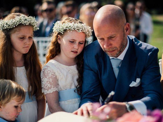 Il matrimonio di Jon e Rebecca a Gardone Riviera, Brescia 72