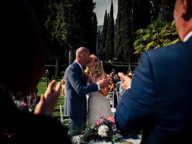 Il matrimonio di Jon e Rebecca a Gardone Riviera, Brescia 73