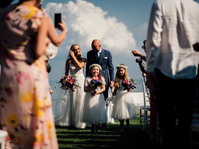 Il matrimonio di Jon e Rebecca a Gardone Riviera, Brescia 74