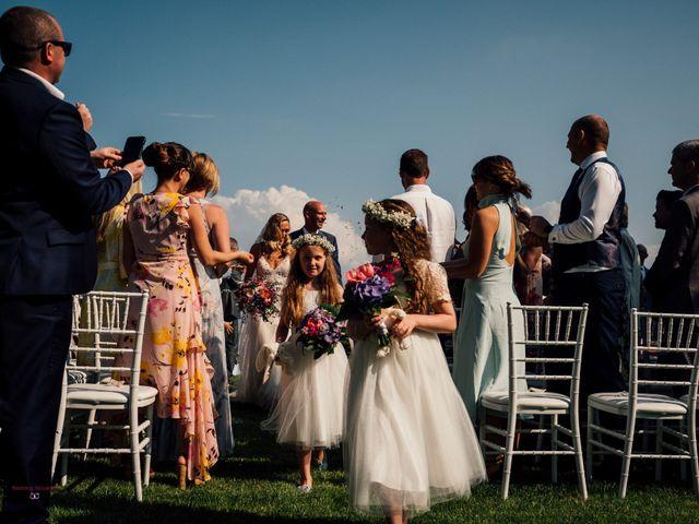 Il matrimonio di Jon e Rebecca a Gardone Riviera, Brescia 75