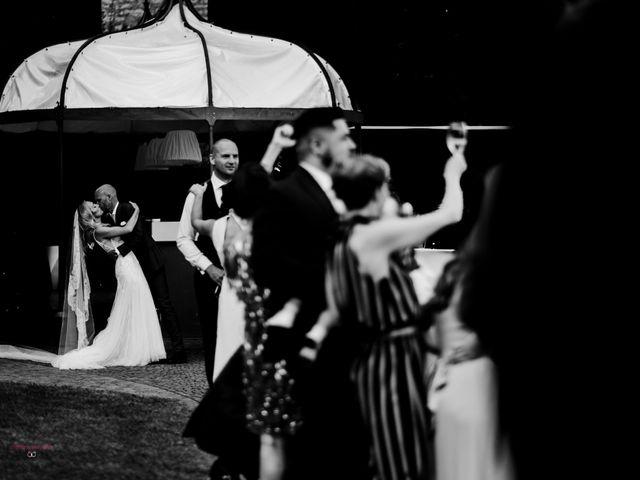 Il matrimonio di Jon e Rebecca a Gardone Riviera, Brescia 90