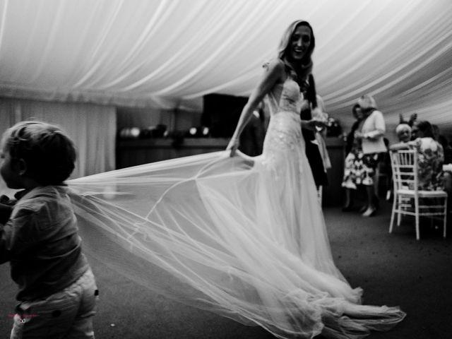 Il matrimonio di Jon e Rebecca a Gardone Riviera, Brescia 99