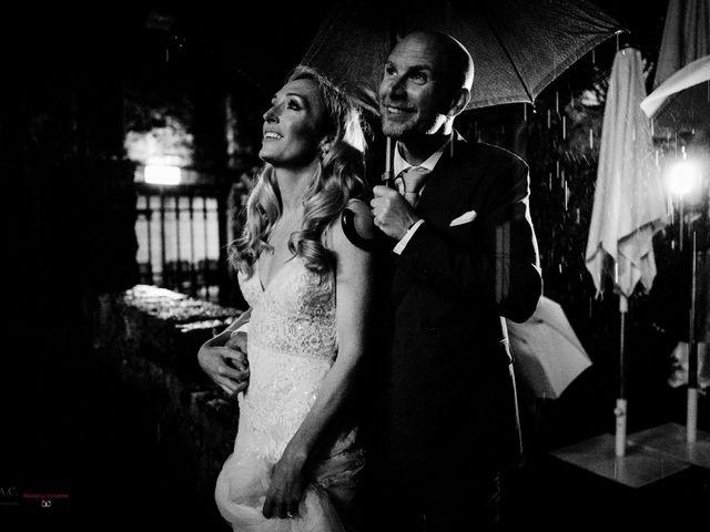 Il matrimonio di Jon e Rebecca a Gardone Riviera, Brescia 107