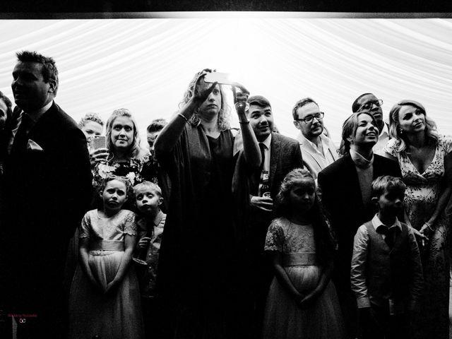 Il matrimonio di Jon e Rebecca a Gardone Riviera, Brescia 110