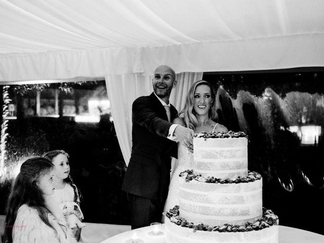 Il matrimonio di Jon e Rebecca a Gardone Riviera, Brescia 111