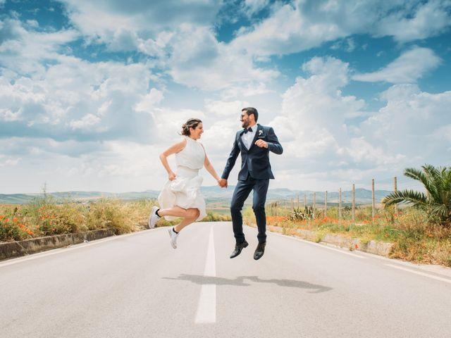 Il matrimonio di Vito e Claudia a Castellammare del Golfo, Trapani 39
