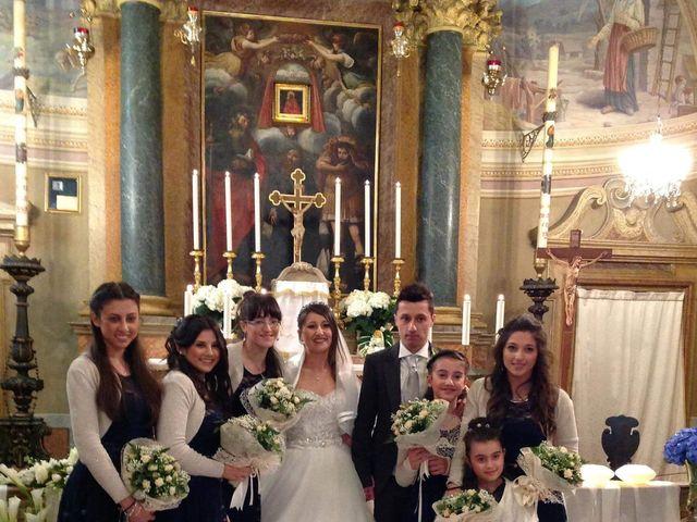 Il matrimonio di Mauro Ferrari e Cinzia Preci a Zocca, Modena 1