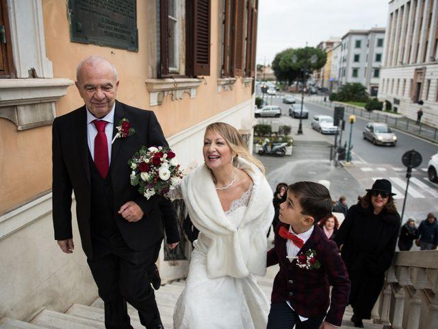 Il matrimonio di Vladimiro e Erika a Livorno, Livorno 27