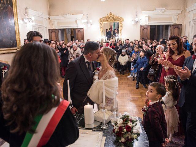 Il matrimonio di Vladimiro e Erika a Livorno, Livorno 32