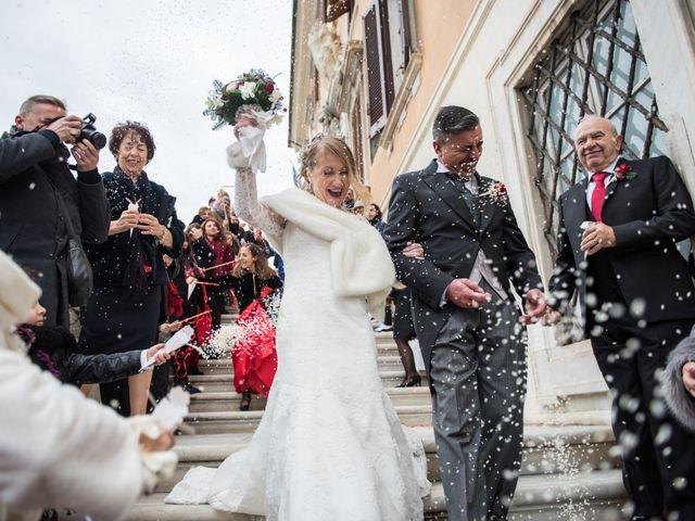 Le nozze di Erika e Vladimiro