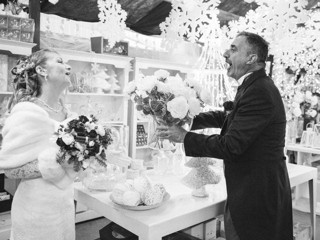 Il matrimonio di Vladimiro e Erika a Livorno, Livorno 39