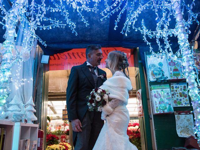 Il matrimonio di Vladimiro e Erika a Livorno, Livorno 41