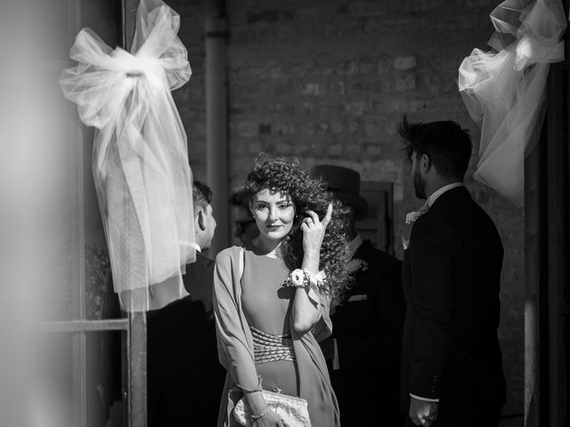 Il matrimonio di Andrea e Sergina a Ancona, Ancona 14