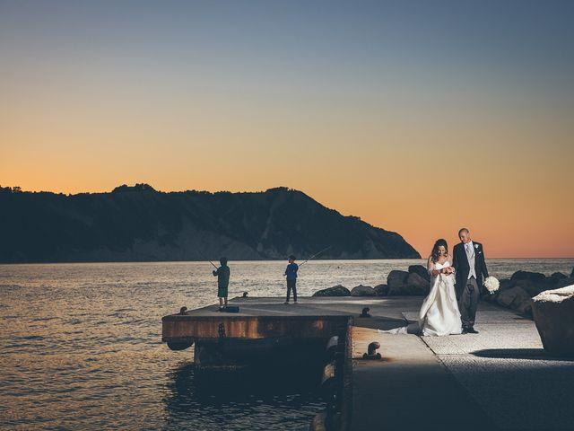 Il matrimonio di Andrea e Sergina a Ancona, Ancona 17