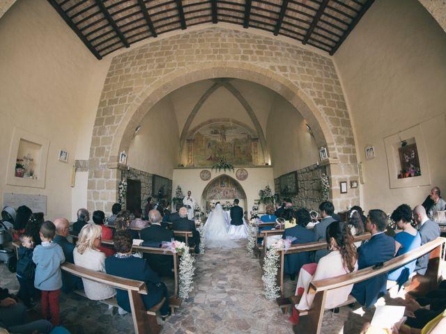 Il matrimonio di Raffaele e Alessandra a Viterbo, Viterbo 17