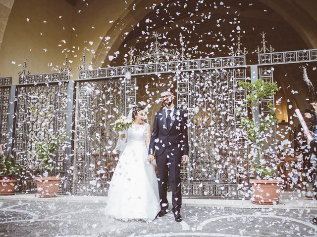 Il matrimonio di Raffaele e Alessandra a Viterbo, Viterbo 1
