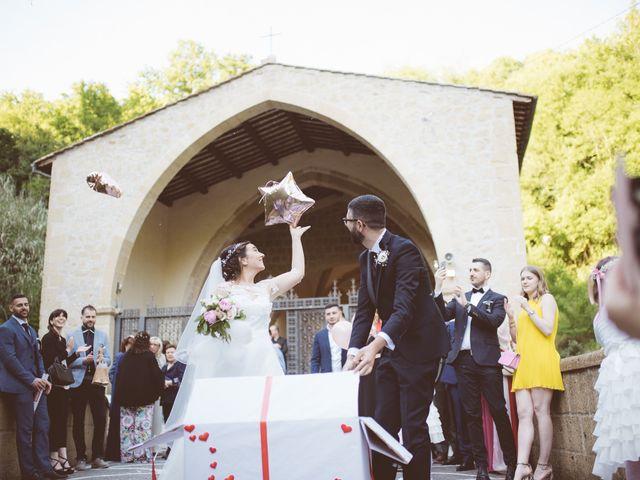 Il matrimonio di Raffaele e Alessandra a Viterbo, Viterbo 27