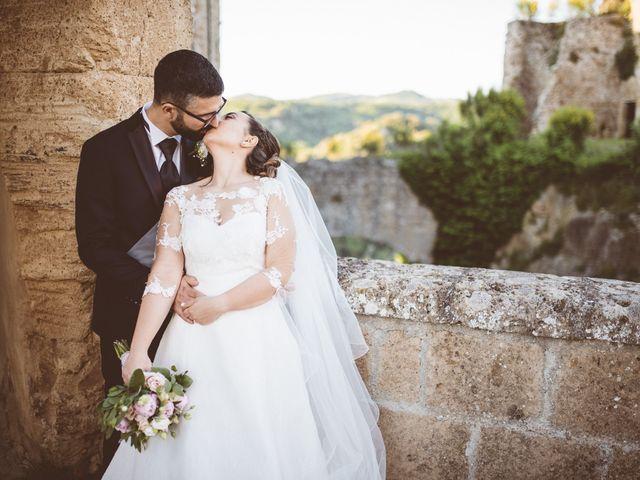 Il matrimonio di Raffaele e Alessandra a Viterbo, Viterbo 32
