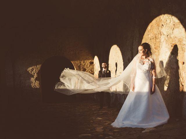 Il matrimonio di Raffaele e Alessandra a Viterbo, Viterbo 2