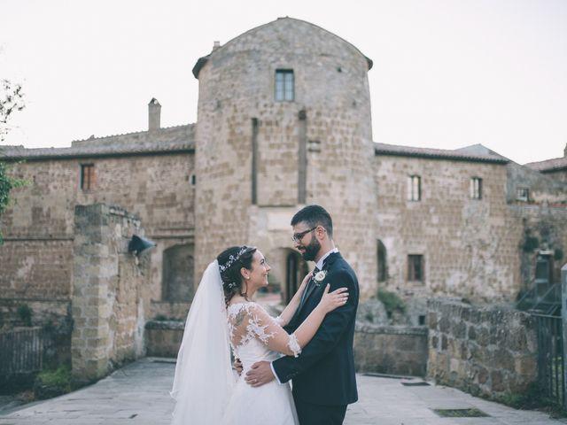 Il matrimonio di Raffaele e Alessandra a Viterbo, Viterbo 41