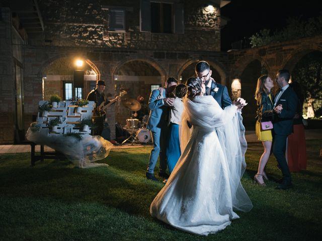 Il matrimonio di Raffaele e Alessandra a Viterbo, Viterbo 63