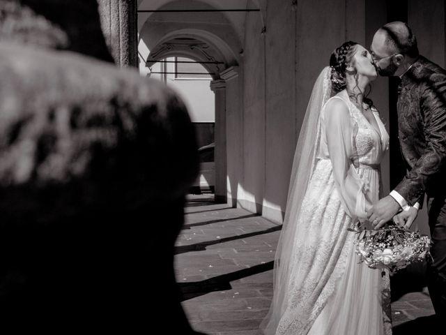 Il matrimonio di Pierluigi e Roberta a Serravalle Sesia, Vercelli 34