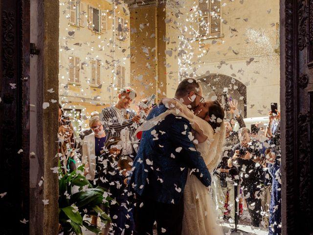 Il matrimonio di Pierluigi e Roberta a Serravalle Sesia, Vercelli 1