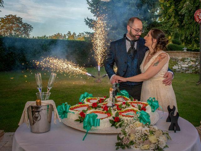 Il matrimonio di Pierluigi e Roberta a Serravalle Sesia, Vercelli 64