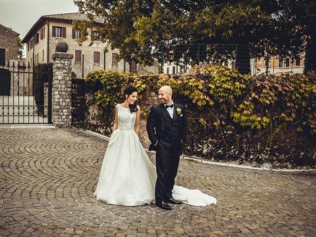 Il matrimonio di Omar e Alessandra a San Pietro di Feletto, Treviso 1