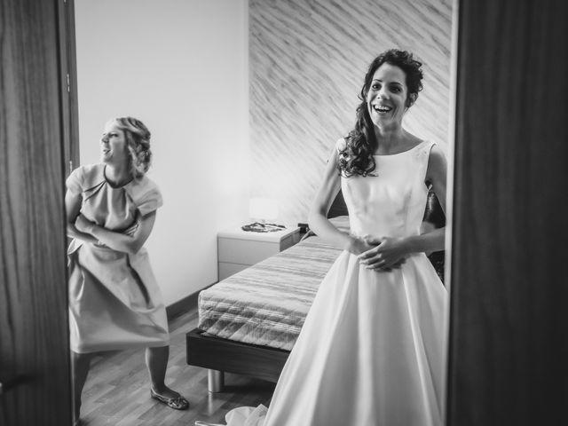 Il matrimonio di Omar e Alessandra a San Pietro di Feletto, Treviso 10