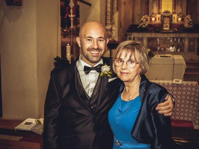 Il matrimonio di Omar e Alessandra a San Pietro di Feletto, Treviso 27