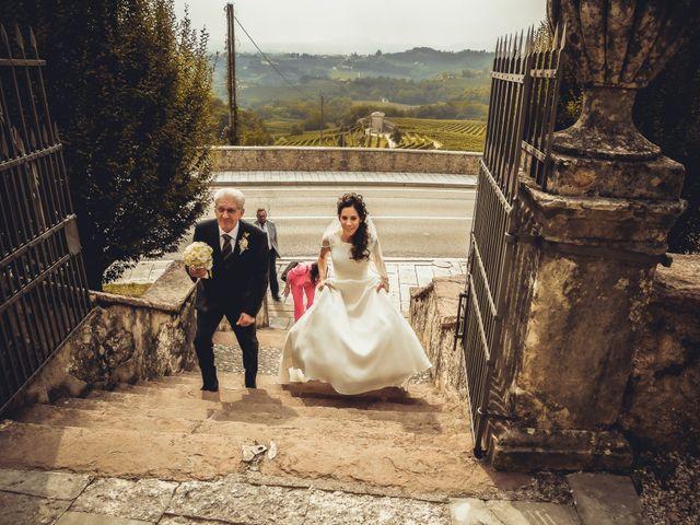 Il matrimonio di Omar e Alessandra a San Pietro di Feletto, Treviso 30