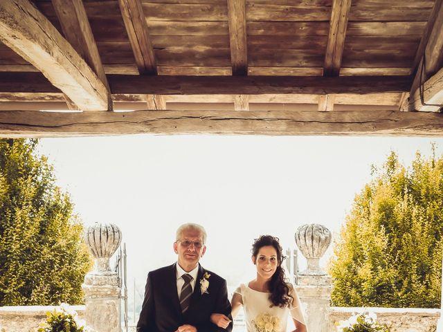 Il matrimonio di Omar e Alessandra a San Pietro di Feletto, Treviso 31