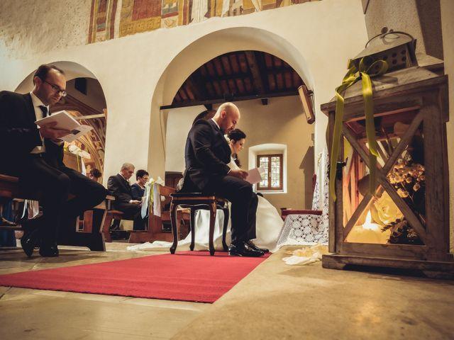 Il matrimonio di Omar e Alessandra a San Pietro di Feletto, Treviso 33