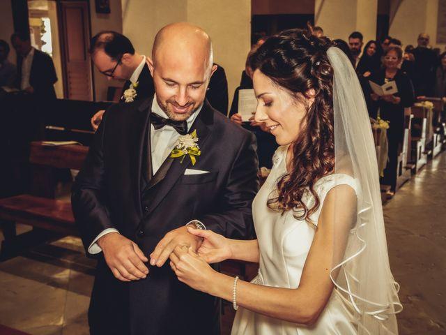 Il matrimonio di Omar e Alessandra a San Pietro di Feletto, Treviso 37