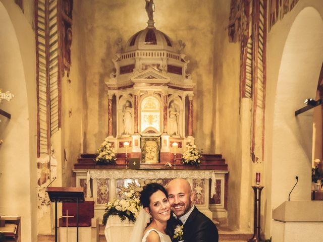 Il matrimonio di Omar e Alessandra a San Pietro di Feletto, Treviso 44