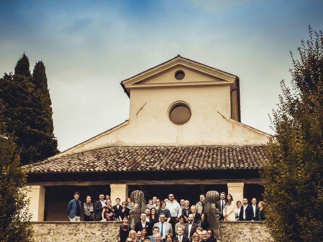 Il matrimonio di Omar e Alessandra a San Pietro di Feletto, Treviso 48