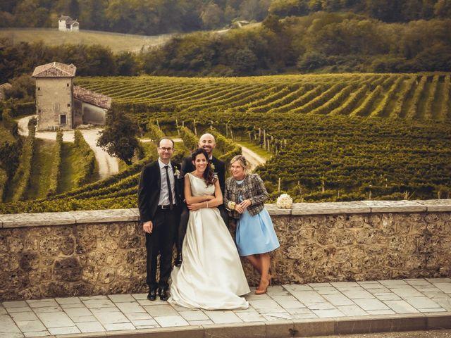 Il matrimonio di Omar e Alessandra a San Pietro di Feletto, Treviso 50