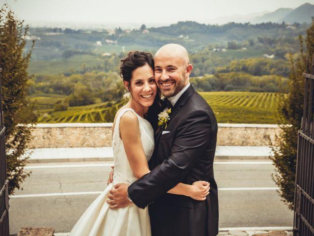 Il matrimonio di Omar e Alessandra a San Pietro di Feletto, Treviso 54