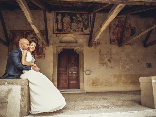 Il matrimonio di Omar e Alessandra a San Pietro di Feletto, Treviso 56