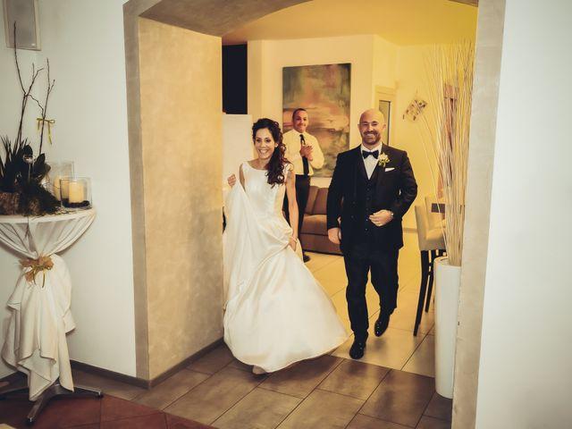 Il matrimonio di Omar e Alessandra a San Pietro di Feletto, Treviso 72