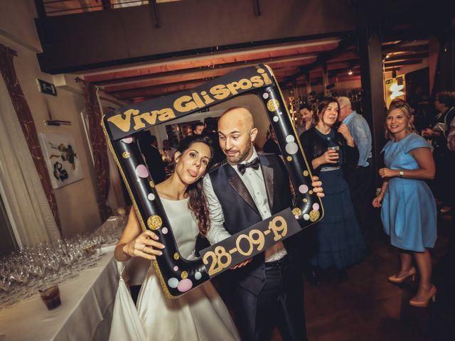 Il matrimonio di Omar e Alessandra a San Pietro di Feletto, Treviso 78